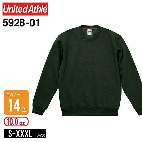 United Athle(ユナイテッドアスレ) | 5928-01 10.0オンス T/Cクルーネックスウェット S-XXL