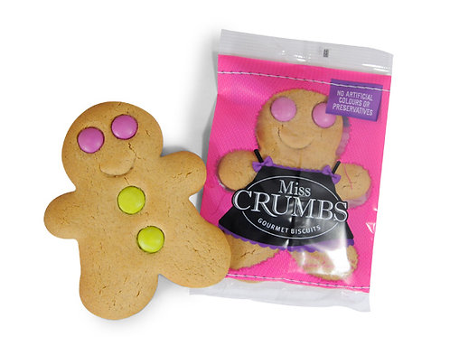 MISS CRUMBS GINGERBREAD