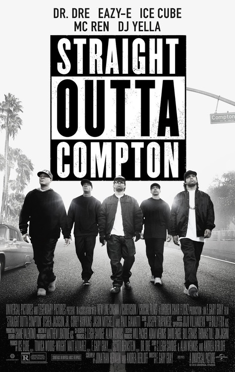 Straight Of Compton Review