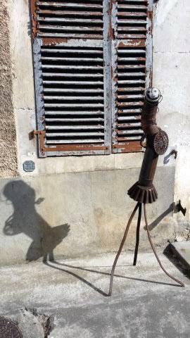 Poésie-visuelle-de-sculpture-art-récup-Belle-Ombre!