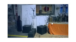 LYK-Ptit BazArt - corner expo sculpture