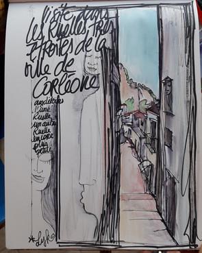Dans les ruelles de corléone - 20180717