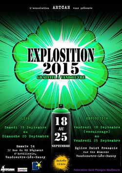 Explosition 2015