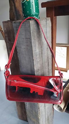 032-Vintage-The-red-one-30x15cm-LYK1601