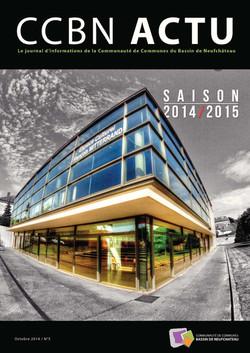 Saison culturelle 2014-2015 Neufchateau