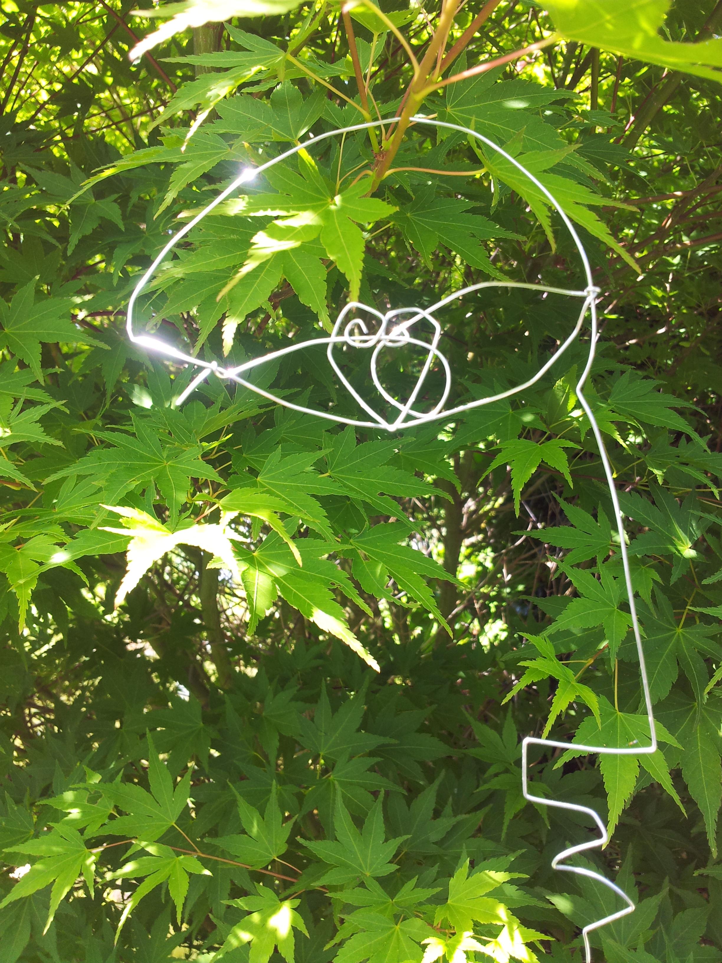 N°1 - LYK - Fil aérien sur arbre dél