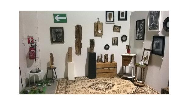 LYK-Ptit BazArt - corner expo bois