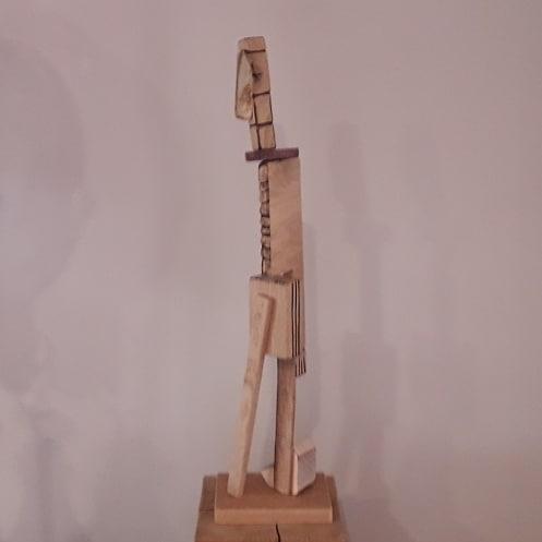 Totem - Comme un pantin de bois
