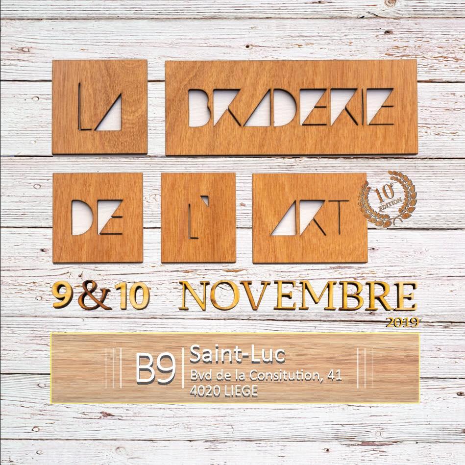 BRADERIEDELART Liège 2019