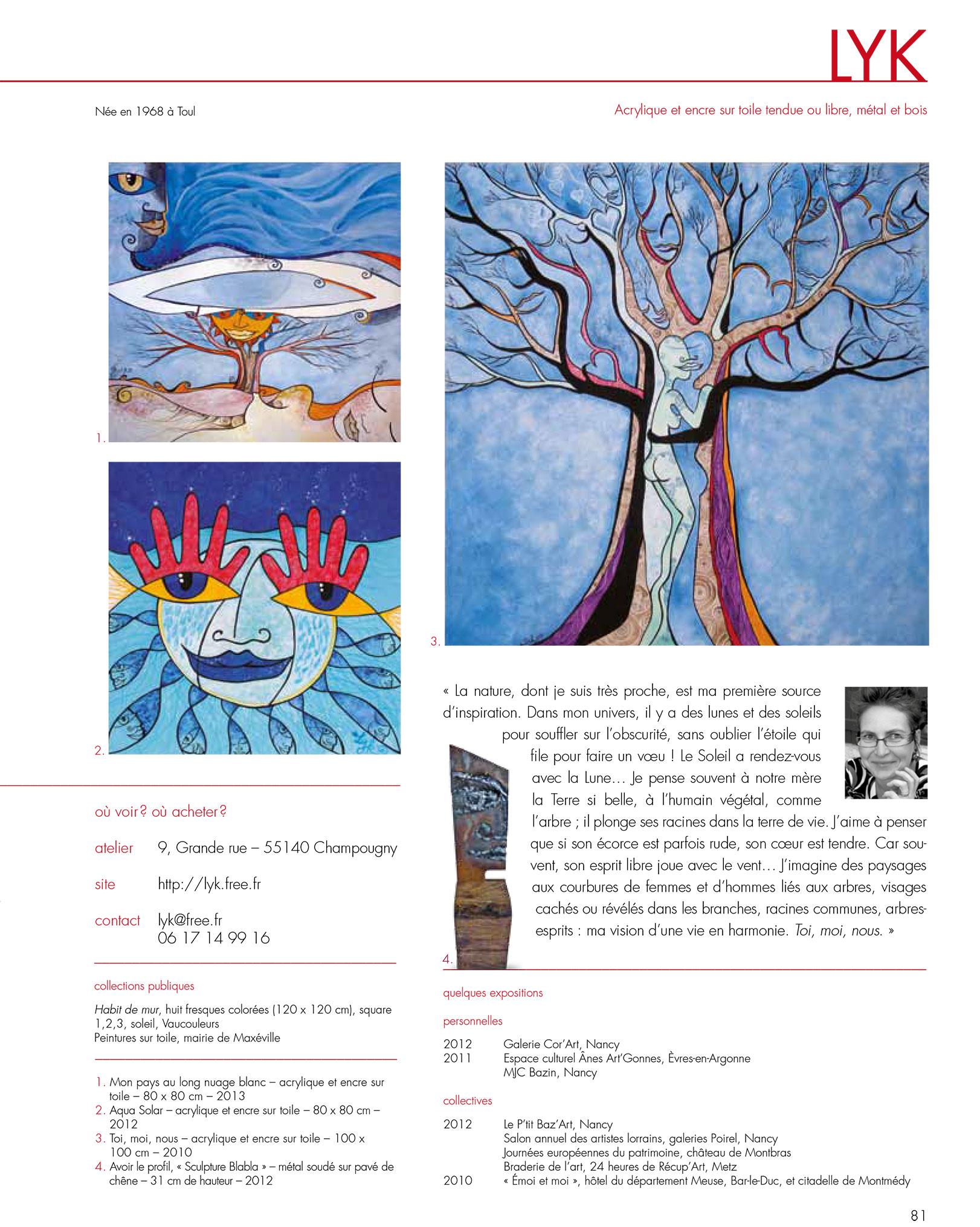 2014-2013-édition-Lelivredart-dans-la-bible-de-l'art-singulier