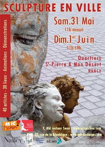 2014-06-Sculpture-en-ville à Nancy