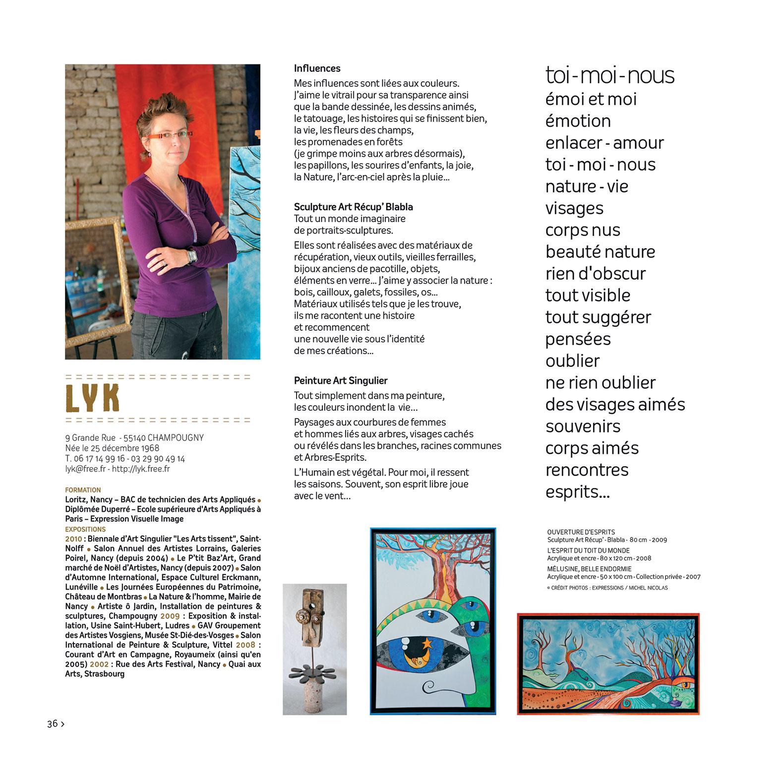 2010-édition-Voyage en Art Meusien-émoi-et-moi