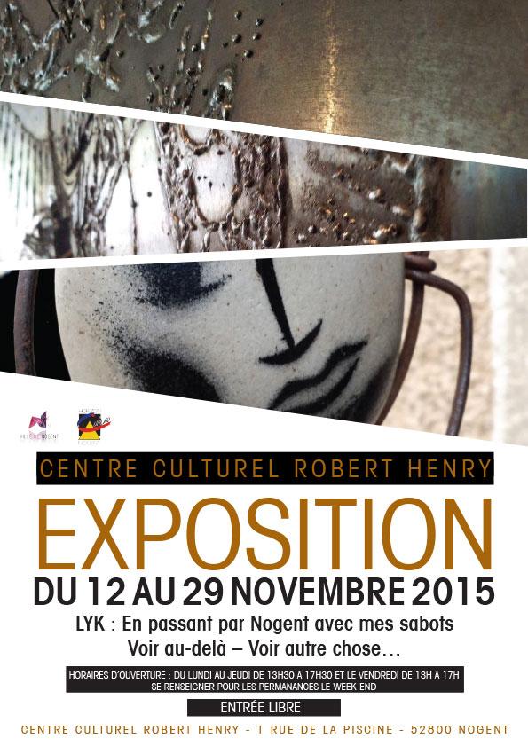 2015-11-01Centre culturel de NOGENT