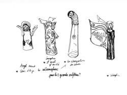 Croquis-sculptures_-métamorphose