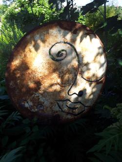 Face de Lune2 -Jardin Jean Vallée