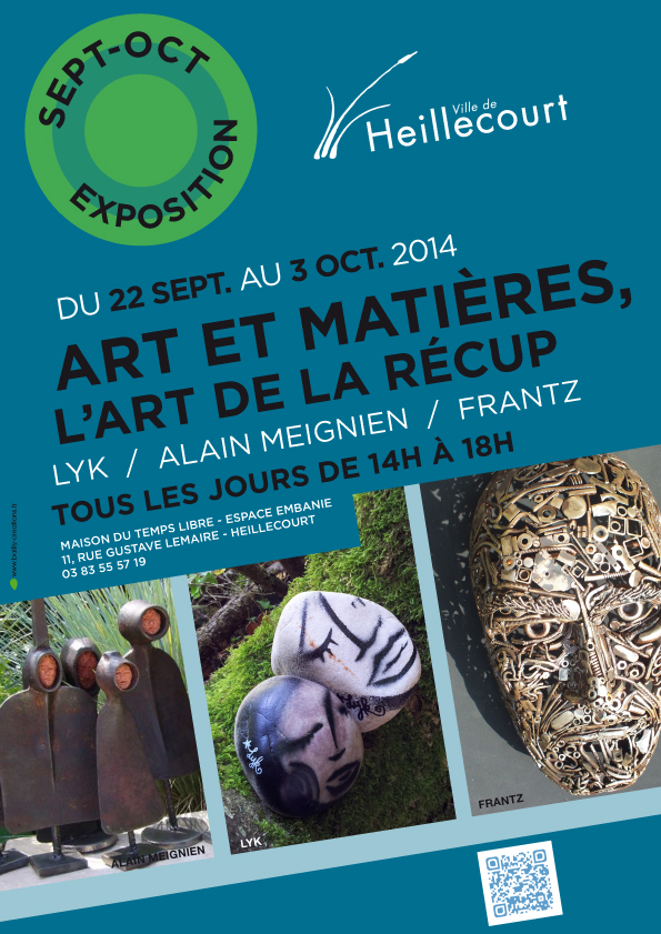 Affiche Expo Heillecourt