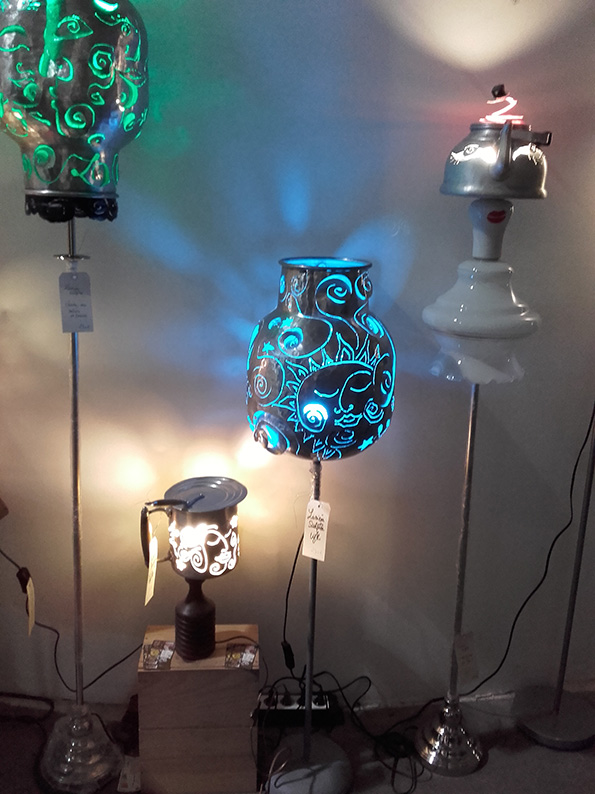 LYK - Lumières sculptées