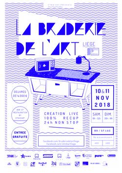 Braderie de l'Art à Liège