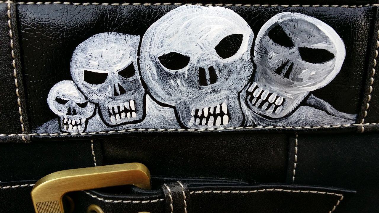 Espace VIP pour têtes de mort détail