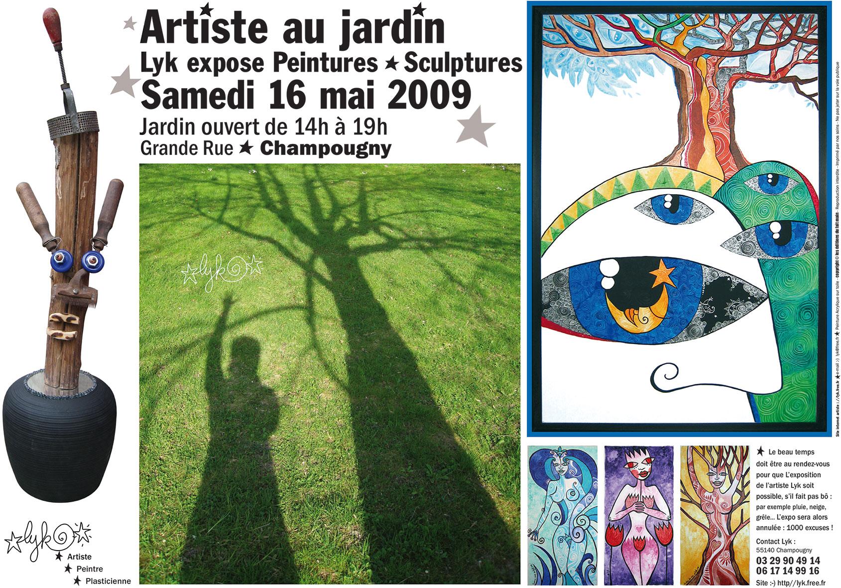 2009-05-Artiste-ô-jardin-à-Champougny