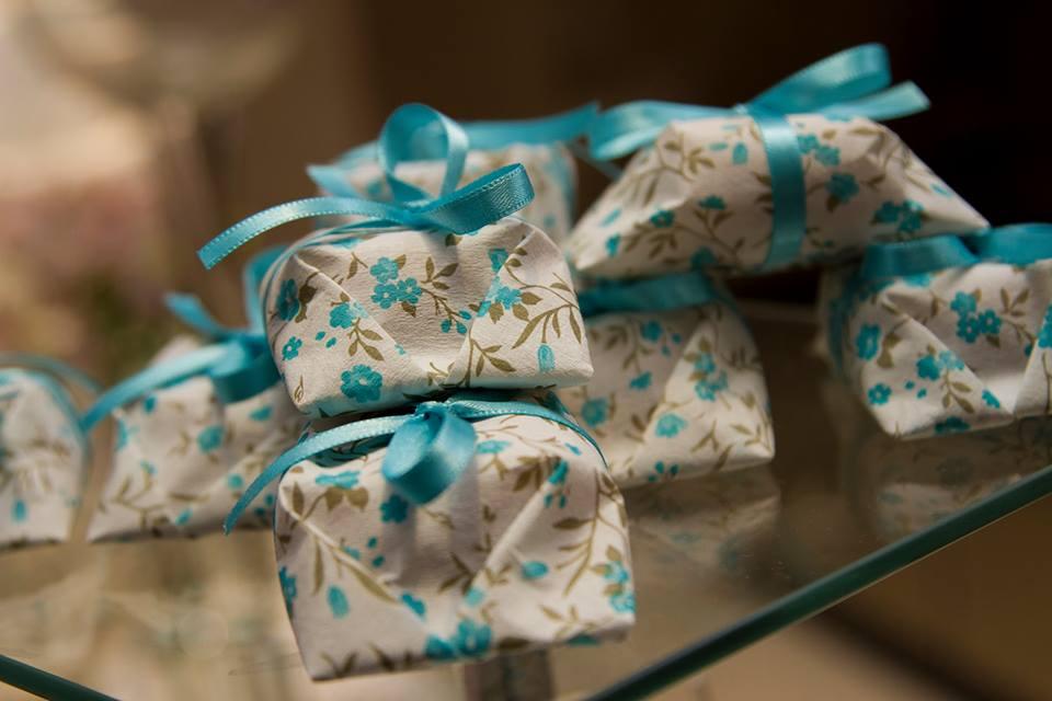 Bem Casdos Frances - azul tiffany