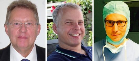 Luc Lemmens, Jody Valk and Jodok Fink