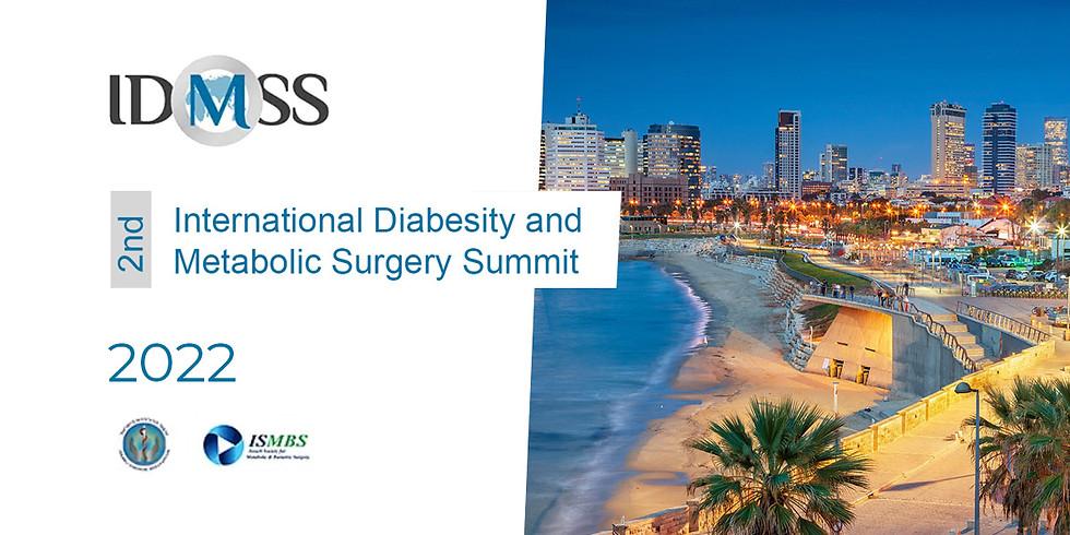 2nd International Diabesity and Metabolic Surgery Summit (IDMSS)