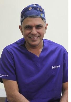 Dr Muffazal Lakdawala