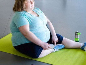 Girls with obesity have increased risk of cardiovascular disease in adulthood
