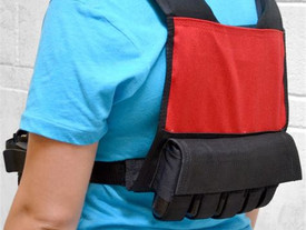 Weighted-vest wearers lose weight, maintain muscle mass