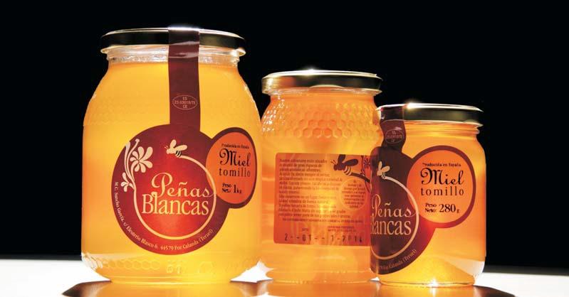 Miel de Tomillo