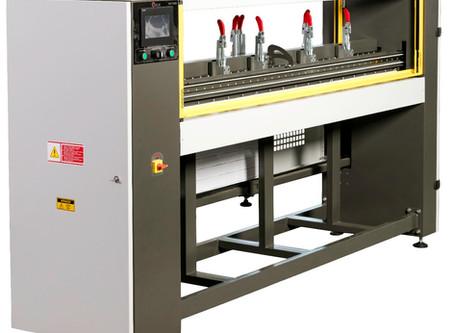 Em meio a pandemia, empresa lança primeira máquina de corte de papel de parede 100% brasileira