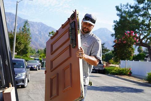 front entry door replacement custom doors fiberglass