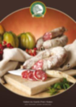 Salsiccia Sarda Puro Suino
