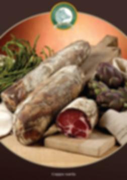 Scheda Su Sirboni Salsiccia sarda puro suino
