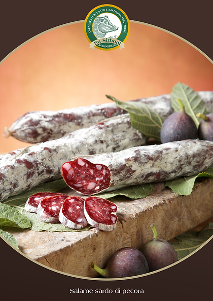 Sheep Italian Salami