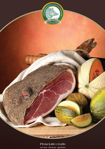 Italian Raw Ham