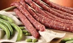 """Sardinian sausage of pork """"fina"""""""