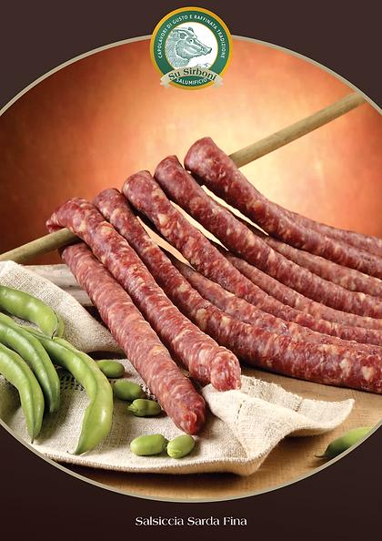 """Sardinian Sausage """"Fina"""""""