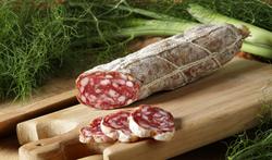Sardinian Salami with Fennel