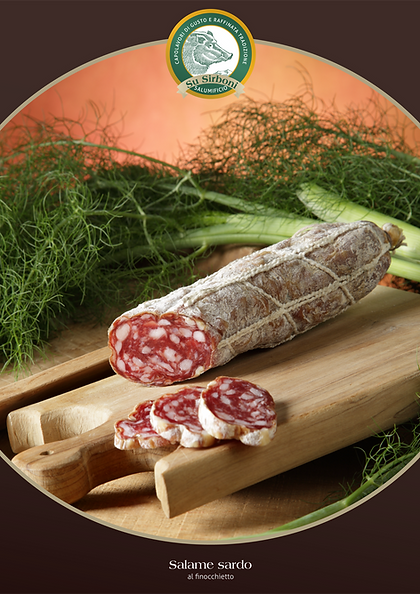 Italian Salami with Fennel
