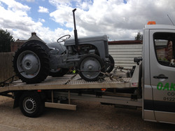 Tractor Recovery Wiltshire Area