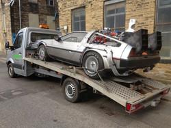 Film Vehicle Transportation Wilts