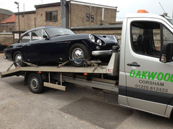 Bodyshop Car Collection Delivery