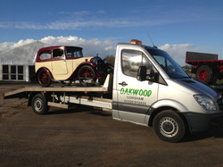 Classic Car Storage Wiltshire