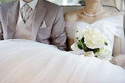 couple just married wedding planner wedding coordinator wedding malibu