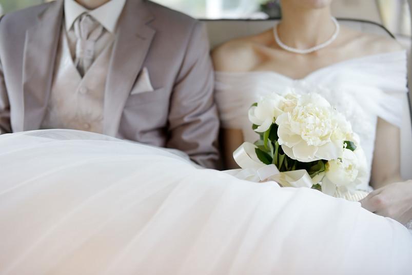Auto per il matrimonio