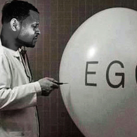 Getting Rid of Your EGO Will Be Your Best Bet