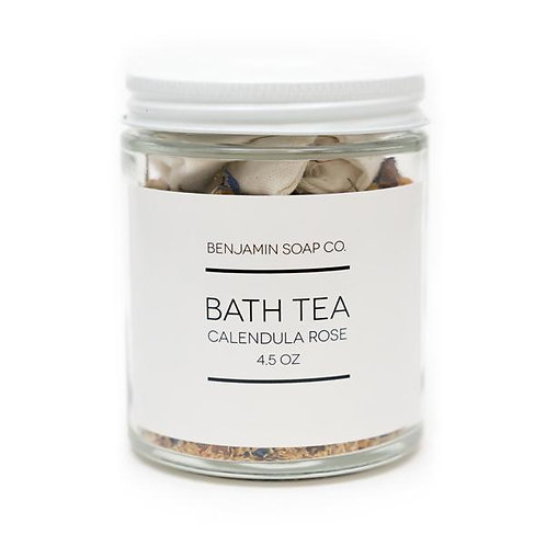 Bath Tea- Calendula Rose