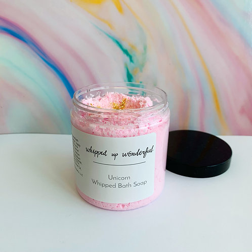 Unicorn Whipped Soap